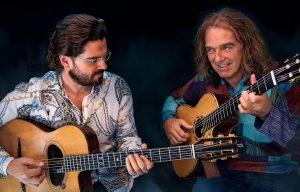 Joscho Stephan und Peter Autschbach live
